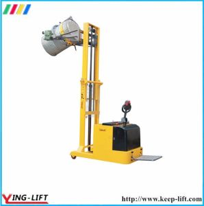 Full Electric Drum Lifter Rotator with Load Capacity 420kg Yl420A pictures & photos