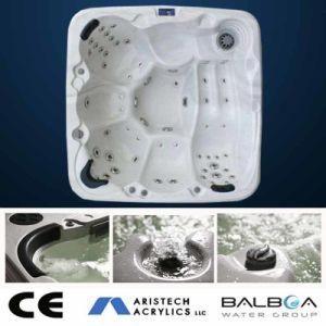 Luxury Balboa System 1 for Lying and 4 for Sitting Acrylic Outdoor Hot Tub pictures & photos