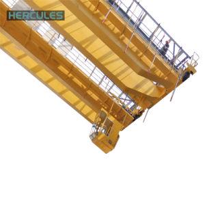 Heavy Duty Foundry Workshop Double Girder Bridge Crane pictures & photos