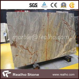 Lowest Price Wholesale Popular Grey Marble Slab for Decoration pictures & photos
