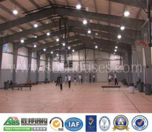 Prefabricated Standard Steel Structure Gym Construction pictures & photos