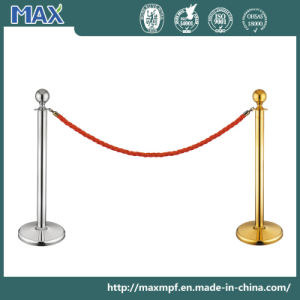 Slim Design High Quality Queue Barrier with Twist Rope pictures & photos