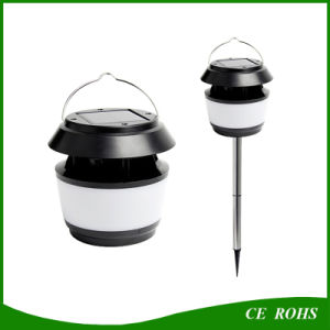 Mosquito Repellent Outdoor Farm Insects Killers Cool 8 LED Solar Garden Light Solar Lawn Light pictures & photos