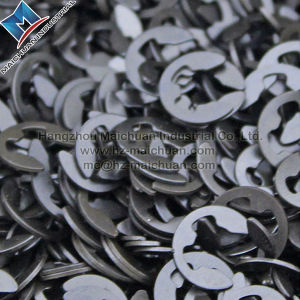 DIN6799 Stainless Steel E Type Snap Ring China Supplier ISO pictures & photos