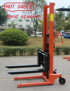 1-2t Hydraulic Hand Stacker with CE pictures & photos