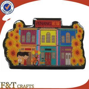 Customize Malaysia Souvenir Gift Resin Fridge Magnet (FTFM2259A) pictures & photos
