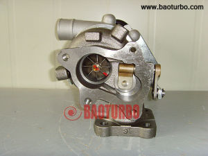 CT9 17201-54090 Turbocharger for Toyota pictures & photos