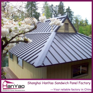 Customized House Corrugated Color Steel Metal Roofing pictures & photos