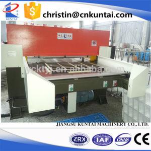 Double Sides Automatic EVA Foam Cutting Press
