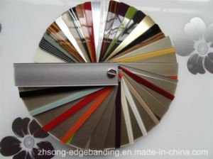 3D Acrylic Cabinet Surface Strong Metal Feeling Edge Banding
