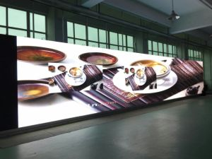 P2.5 High Quality LED Panel /Screen/P2.5 High Definition LED Commercial Display pictures & photos
