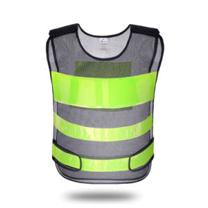 High Quality Reflective Vest with ANSI07 (C2519) pictures & photos
