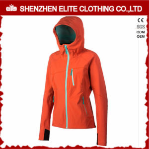 2016 Winter Wholesale Waterproof Womens Softshell Jacket pictures & photos
