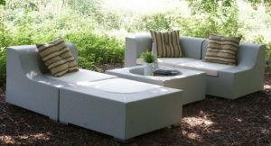 Rattan Garden Outdoor Patio Dining Leisure Modern Sofa pictures & photos
