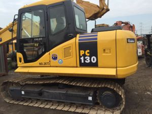Used Komatsu PC130-7 Japan Made Hydraulic Excavator pictures & photos