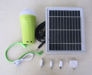 with 3W LED Light Mobile Phone Charger Solar Torch Light pictures & photos