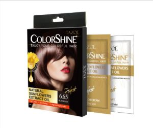 Tazol Colorshine Hair Color Cream pictures & photos