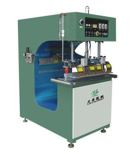 Covered Cloth Welding Machine, Ce Approved pictures & photos