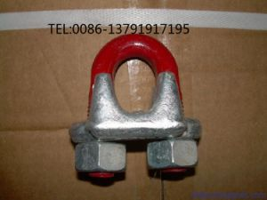 G450 Galvanized Us Type Cable Clip for Wire Rope pictures & photos