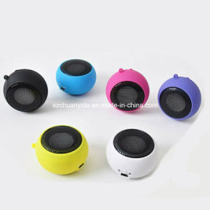 Mini Small Hamburger Speaker Without Bluetooth and TF Card Function