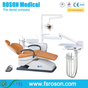 Oral Treatment Chair for Dental Clinic Use pictures & photos