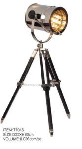 Modern Studio Wood Tripod Table Lamp (KAT701S) pictures & photos