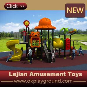 SGS 2016 Factory Price School Priority Outdoor Playground (X1508-12) pictures & photos