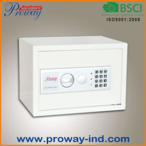Electronic Home and Office Safe with Emergency Key pictures & photos