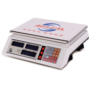 Electronic Digital Price Computing Weighing Scale (DH-918) pictures & photos