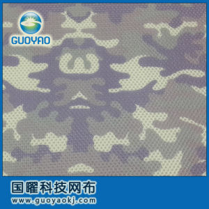 Waterproof Real Tree Camouflage Mesh Fabric pictures & photos