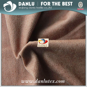 300t PE Suede Fabric for Uphotery/Garment pictures & photos