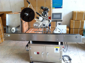 Automatic Horizontal Tube Sticker Labeling Machine pictures & photos