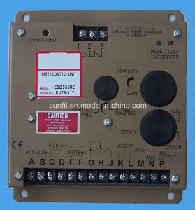 Generator Speed Control Unit ESD5550e pictures & photos