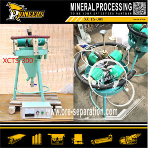 Xcts-300 Laboratory Minerals Desliming Magnetic Dewatering Tank for Wastewater