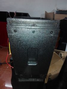 Professional Horn Waterproof Dual 10 Inch Outdoor Line Array Speakers pictures & photos