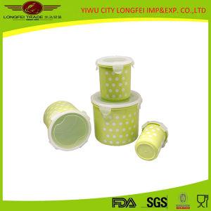 Portable Plastic Crisper Container pictures & photos