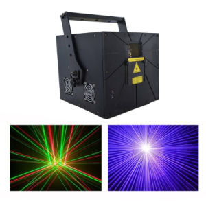 China Stage Effect 5W RGB Laser Lighting pictures & photos