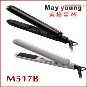M517b Professional Slim Universal Voltage Hair Straightener pictures & photos