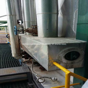 Industrial Waste Heat Recovery Boiler for Glass Kiln Flue Gas Power Generation pictures & photos