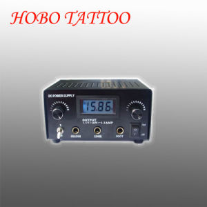 Cheap Digital Tattoo Machine Power Supply for Tattoo Gun Hb1005-3 pictures & photos