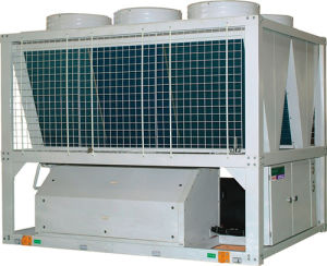 Air Cooled Heat Pump with R407c Refrigerant pictures & photos
