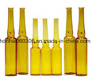 20ml ISO Type B Pharmaceutical Glass Ampoule Vial pictures & photos