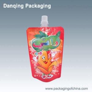 Juice Pouch, Plastic Bag (DQ0176) pictures & photos