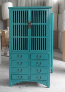 Antique Chinese Bar Cabinet Lwa540 pictures & photos