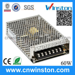 Industrial Overload Protection Triple Output Power Supply (T-60) pictures & photos