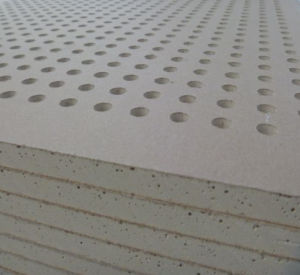 Perforated /Sound Absorb /Acoustic Ceiling Tiles pictures & photos