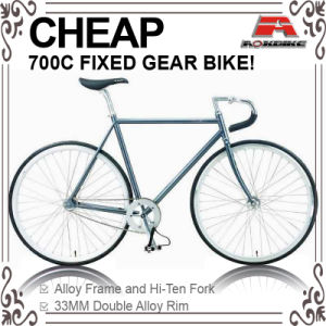 Cheap Hi-Ten Color to Order 700c Fixed Gear Bicycle (ADS-7071S) pictures & photos