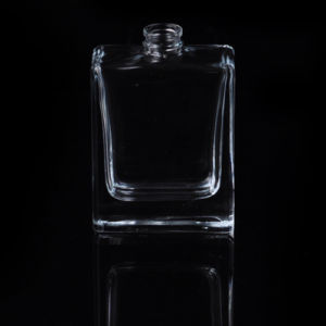 Polishing 50ml Square Glass Perfume Bottle pictures & photos