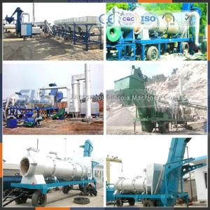 20t/Hr Portable Drum Asphalt Mix Plant for Road Pavemen pictures & photos