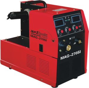 DC Inverter IGBT MMA/MIG Welding Equipment (MAG-270SI) pictures & photos